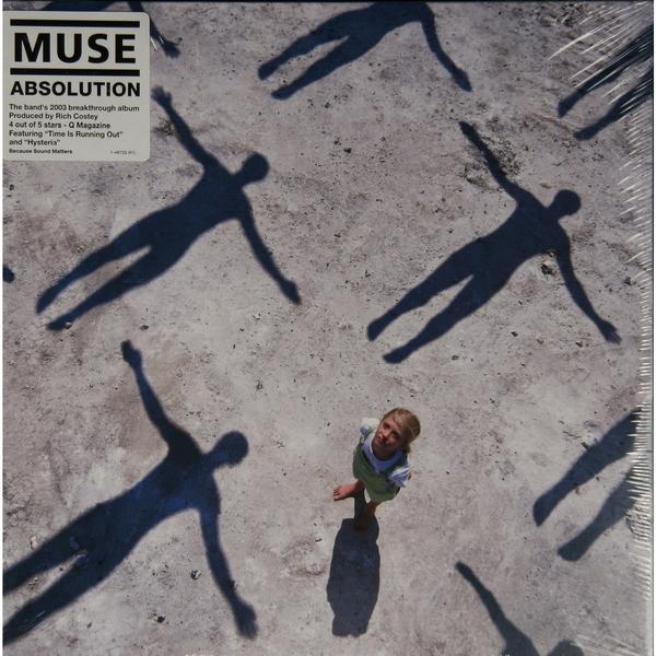 MUSE MUSE - ABSOLUTION (2 LP) absolution виниловая пластинка