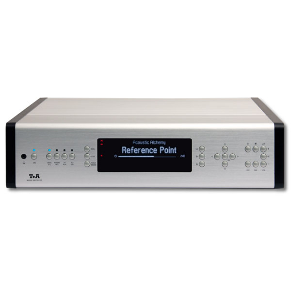 T+A Music Receiver Silver