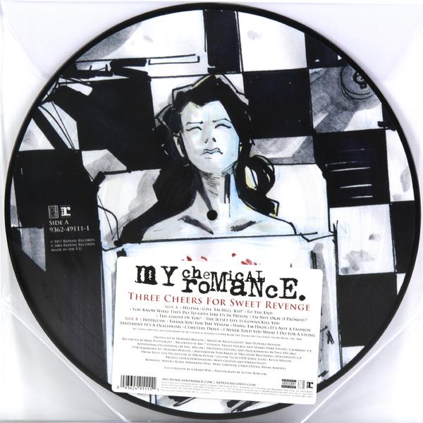 My Chemical Romance My Chemical Romance-three Cheers For Sweet Revenge my chemical romance купить cd