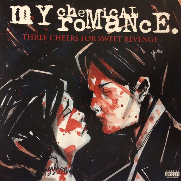 MY CHEMICAL ROMANCE MY CHEMICAL ROMANCE - THREE CHEERS FOR SWEET REVENGE my chemical romance купить cd