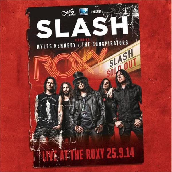 SLASH SLASHMyles Kennedy And The Conspirators  - Live At The Roxy 2014 (3 LP) носки средние детские stance guano orange