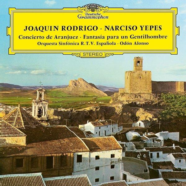 цена Rodrigo RodrigoNarciso Yepes - : Concierto De Aranjuez; Fantasia онлайн в 2017 году