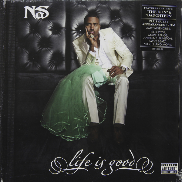 NAS NAS - LIFE IS GOOD (2 LP) phases for life lp