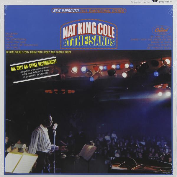 Nat King Cole Nat King Cole - At The Sands the nat handbook