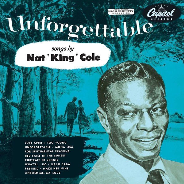 Nat King Cole Nat King Cole - Unforgettable максисвет бра максисвет simple универсал 3 8558 2 bk cr e14