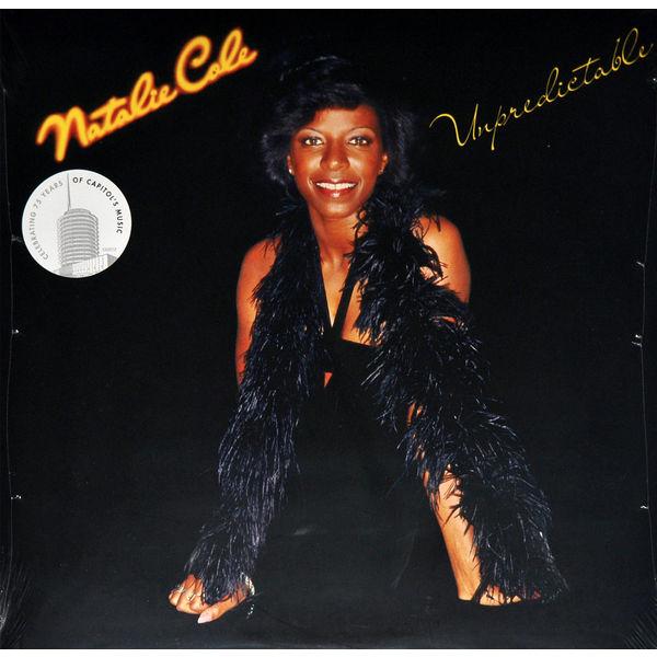 Natalie Cole Natalie Cole - Unpredictable