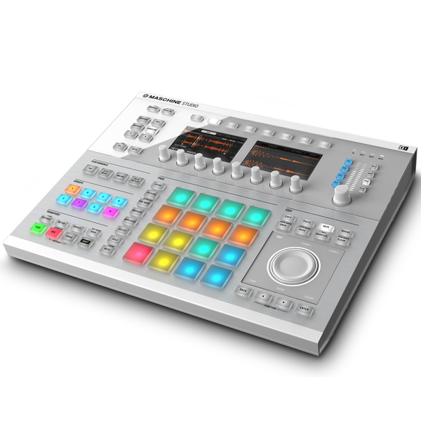 MIDI-контроллер Native Instruments Maschine Studio White изображение