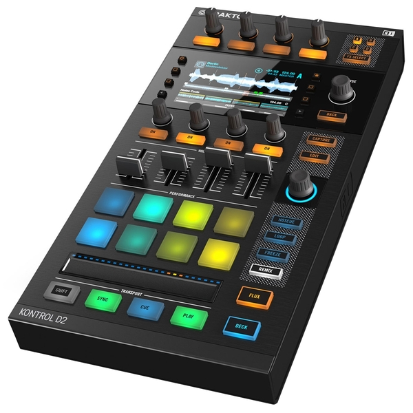 DJ контроллер Native Instruments