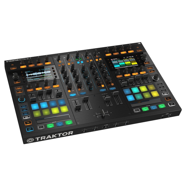 DJ контроллер Native Instruments Traktor Kontrol S8 waves native power pack mac pc