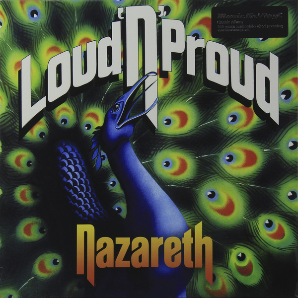 Nazareth Nazareth - Loud'n'proud (180 Gr) guano apes guano apes proud like a god 180 gr colour
