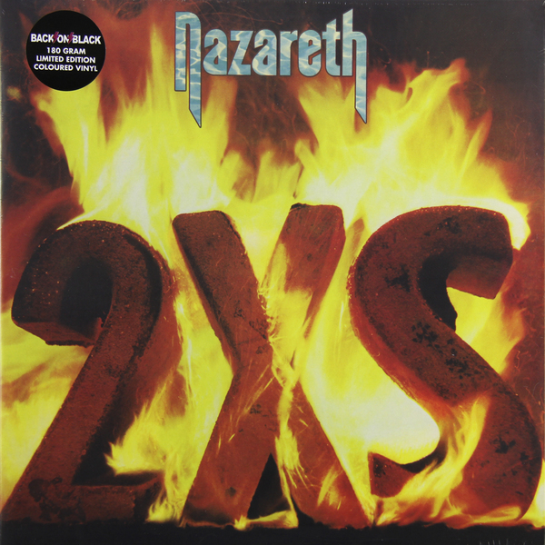 Nazareth Nazareth - 2xs (180 Gr, Colour) guano apes guano apes proud like a god 180 gr colour