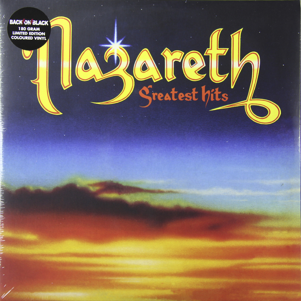 Nazareth Nazareth - Greatest Hits (2 LP) queen greatest hits ii 2 lp