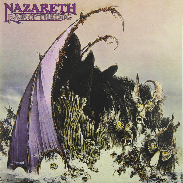 Nazareth Nazareth - Hair Of The Dog (2 LP) the black keys the black keys el camino 2 lp