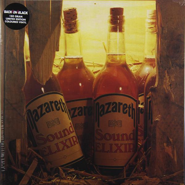Nazareth Nazareth - Sound Elixir (colour, 180 Gr) guano apes guano apes proud like a god 180 gr colour