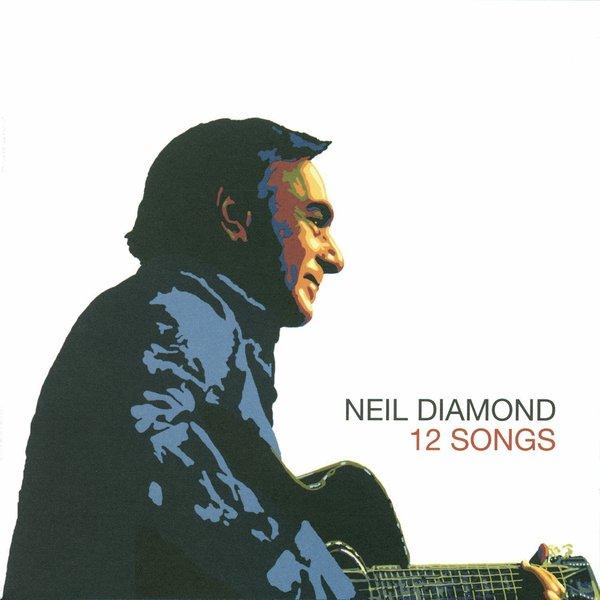 Neil Diamond Neil Diamond - 12 Songs (2 Lp, 180 Gr) neil h neil h secret of faeries
