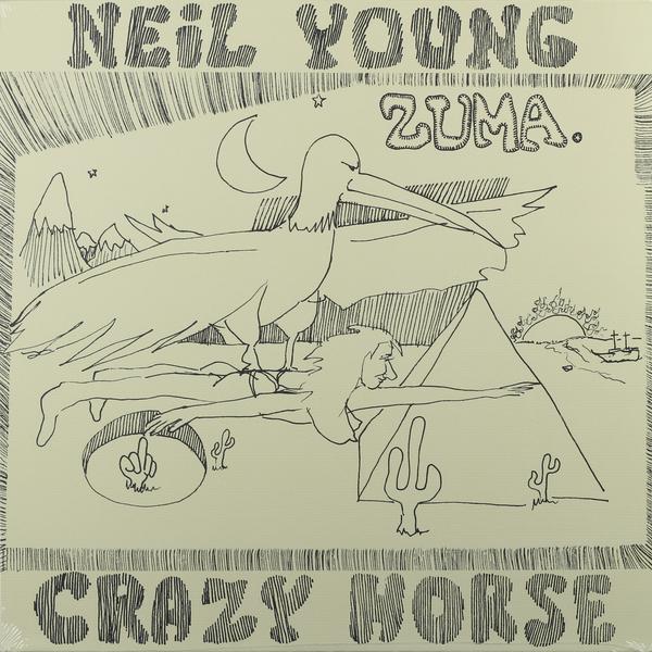 купить Neil Young Neil Young - Zuma недорого