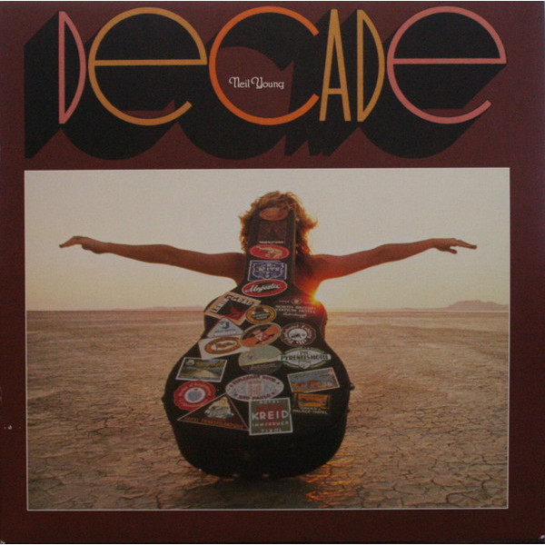 Neil Young Neil Young - Decade (3 LP) нил янг neil young neil young lp