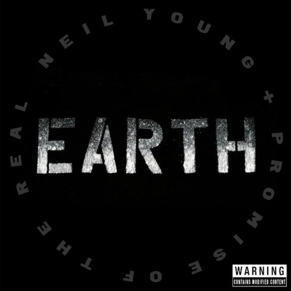 Neil Young Neil Young - Earth (3 LP) red rocks live neil young
