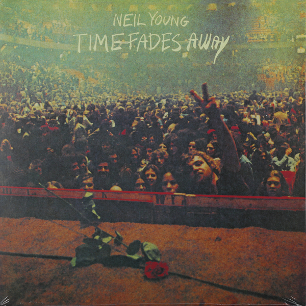 Neil Young Neil Young - Time Fades Away виниловая пластинка neil young storytone