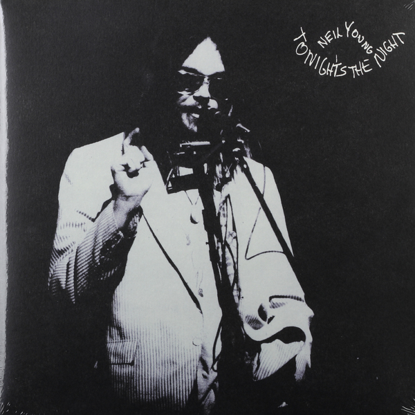 Neil Young Neil Young - Tonight's The Night виниловые пластинки neil young on the beach 140 gram