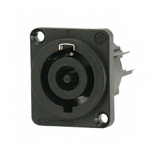 Терминал Powercon Neutrik NAC3MP-HC разъем powercon neutrik nac3fca