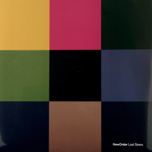 New Order New Order - The Lost Sirens new order new order the lost sirens