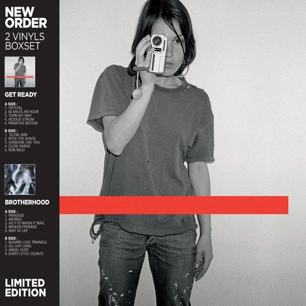 New Order New Order - Get Ready / Brotherhood (2 LP)