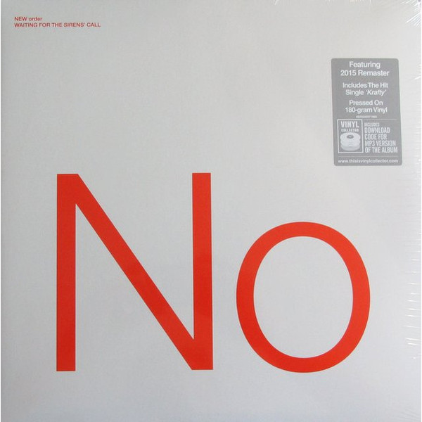 New Order New Order - Waiting For The Sirens Call (2 LP) new order new order the lost sirens