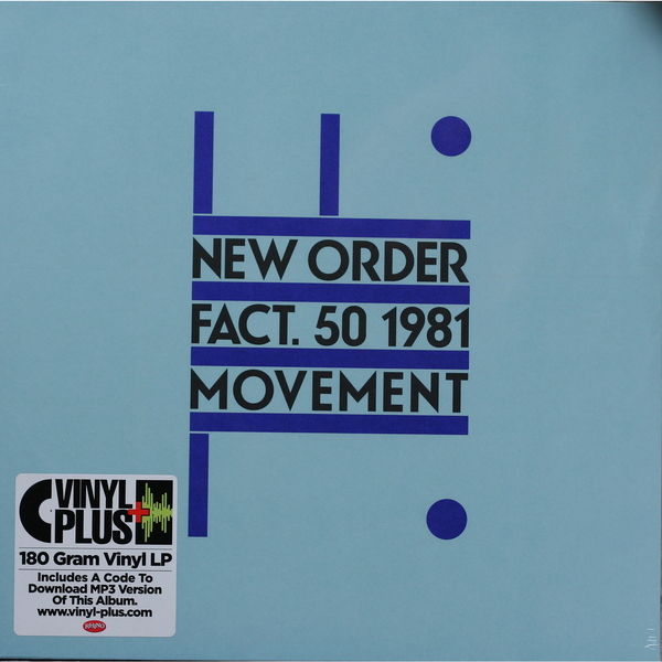 NEW ORDER NEW ORDER-MOVEMENT
