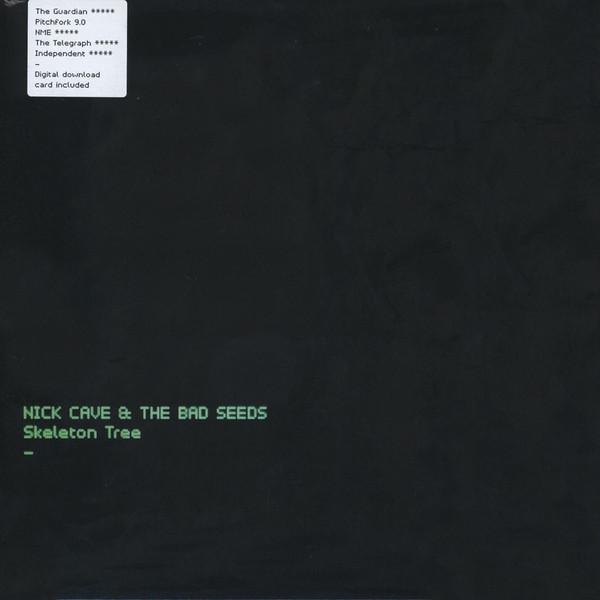 Nick Cave Nick Cave   The Bad Seeds - Skeleton Tree nick tasler domino