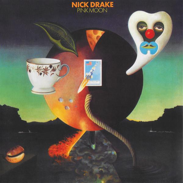 Nick Drake Nick Drake - Pink Moon nick tasler domino