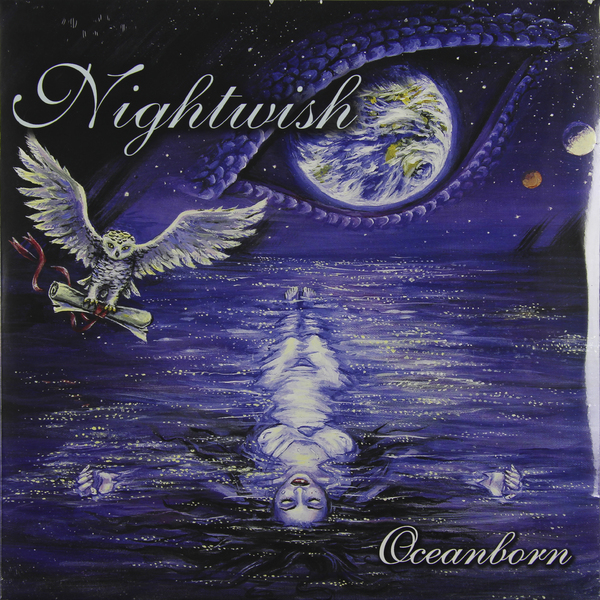 NIGHTWISH NIGHTWISH - OCEANBORN (2 LP) nightwish nightwish over the hills and far away special celebration edition 2 lp