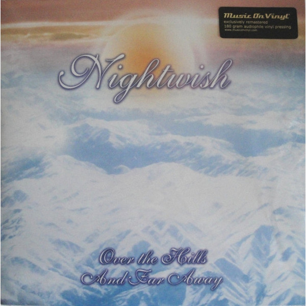 NIGHTWISH NIGHTWISH - OVER THE HILLS AND FAR AWAY. SPECIAL CELEBRATION EDITION (2 LP) nightwish nightwish over the hills and far away special celebration edition 2 lp