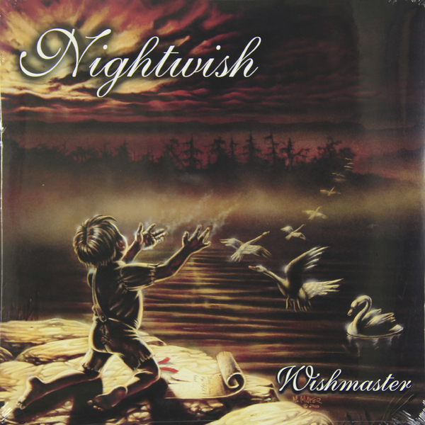 NIGHTWISH NIGHTWISH - WISHMASTER (2 LP) nightwish nightwish over the hills and far away special celebration edition 2 lp