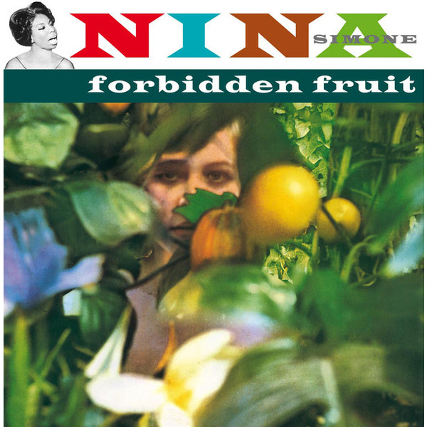 Nina Simone Nina Simone - Forbidden Fruit холст 30x30 printio nina simone