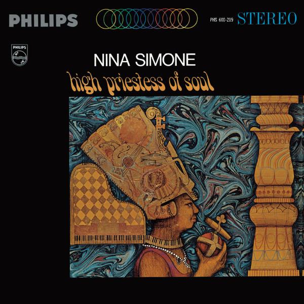 Nina Simone Nina Simone - High Priestess Of Soul холст 30x30 printio nina simone