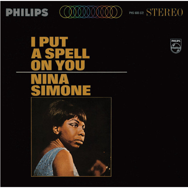 Nina Simone Nina Simone - I Put A Spell On You холст 30x30 printio nina simone