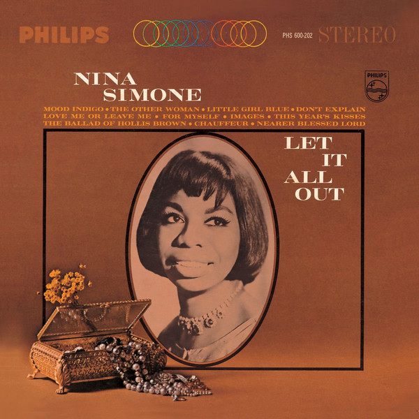 Nina Simone Nina Simone - Let It All Out видеокарта 1gb