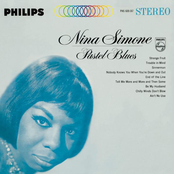 Nina Simone Nina Simone - Pastel Blues