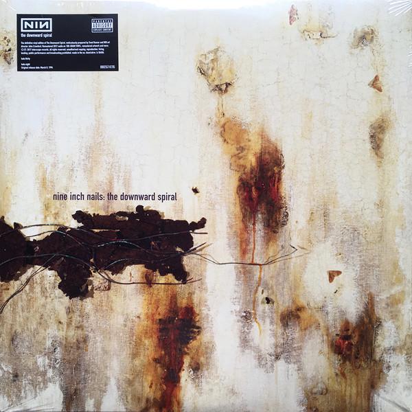 Nine Inch Nails Nine Inch Nails - The Downward Spiral (2 LP) the angel esmeralda nine stories
