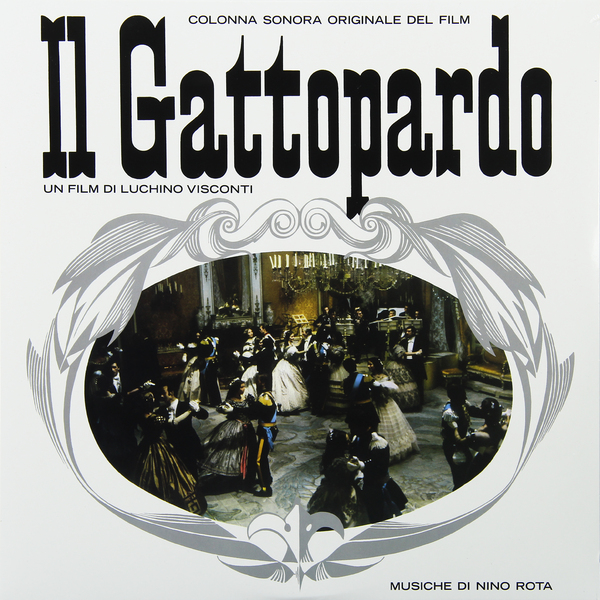 САУНДТРЕК NINO ROTA - IL GATTOPARDO (THE LEOPARD)