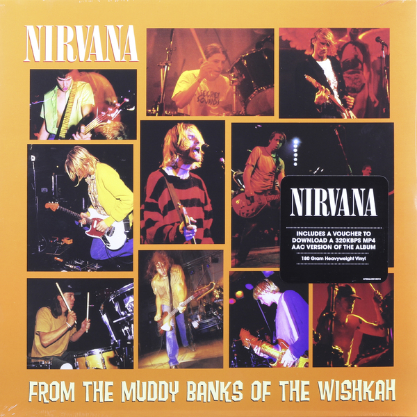 Nirvana Nirvana - From The Muddy Banks Of The Wishkah (2 Lp, 180 Gr) kaushal bhatt performance evaluation of commercial banks through camel approach
