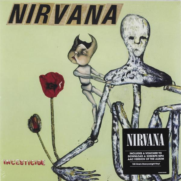 Nirvana Nirvana - Incesticide (2 Lp, 180 Gr)