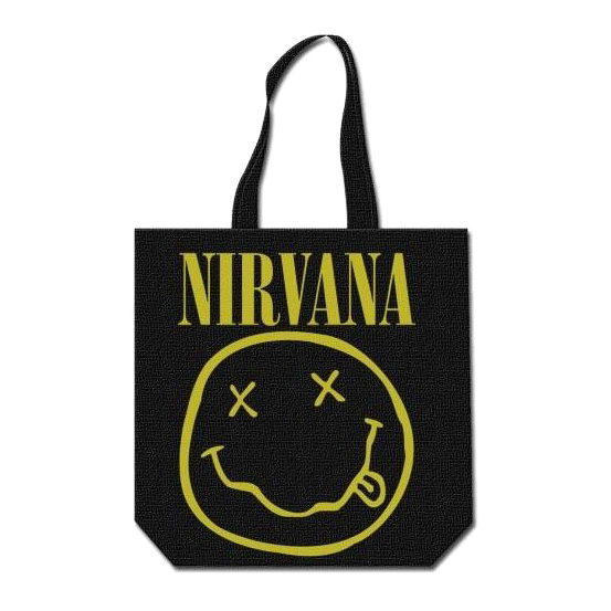 Сумка Nirvana - Smiley