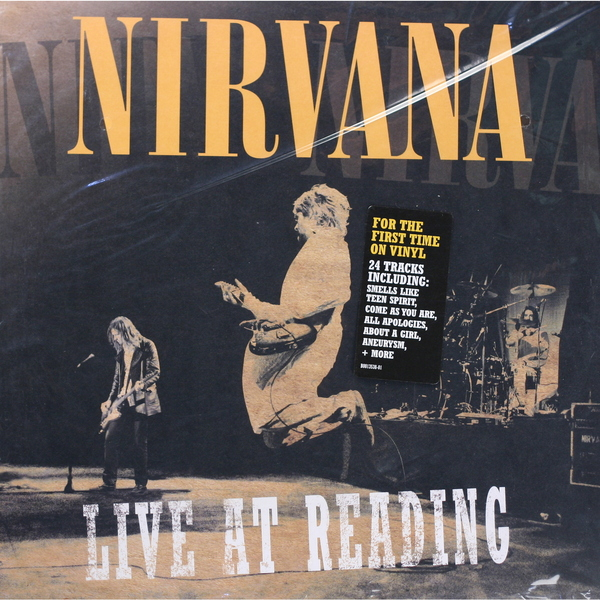 NIRVANA NIRVANA - LIVE AT READING (2 LP 180 GR)