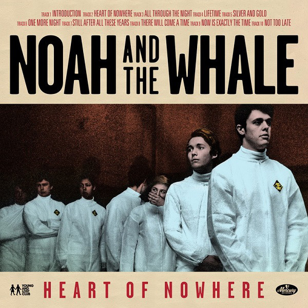 NOAH AND THE WHALE NOAH AND THE WHALE - HEART OF NOWHERE pca 6741 industrial motherboard cpu card used disassemble tested