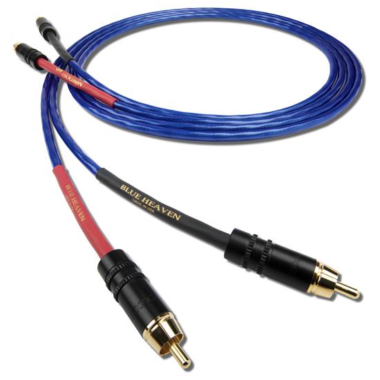 Кабель межблочный аналоговый RCA Nordost Blue Heaven LS 2.5 m беспроводная акустика interstep sbs 150 funnybunny blue is ls sbs150blu 000b201