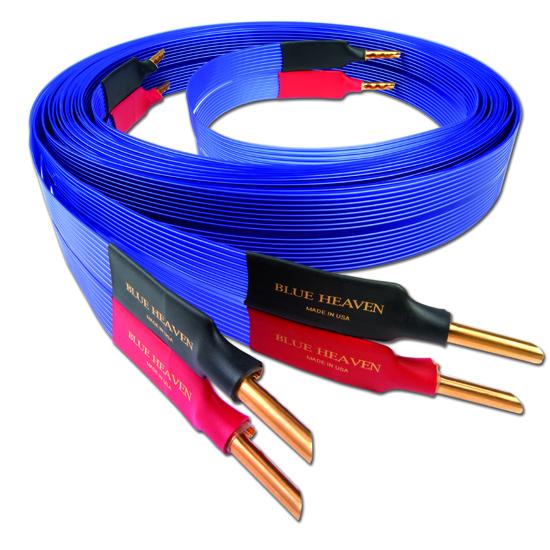 Кабель акустический готовый Nordost Blue Heaven LS 4 m кабель акустический готовый nordost frey 2 4 m