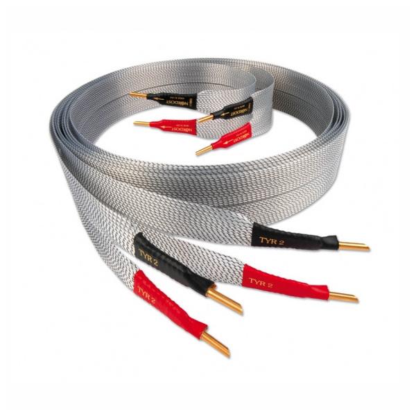 Кабель акустический готовый Nordost Tyr 2 2 m кабель акустический готовый nordost frey 2 4 m