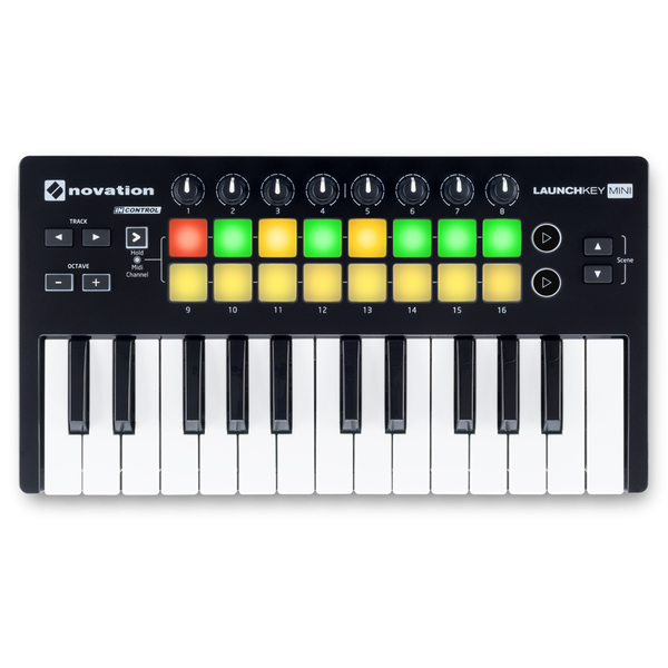 MIDI-клавиатура Novation